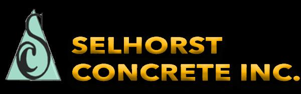 Selhorst Concrete Coldwater Ohio